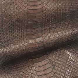 Buccata snake leather
